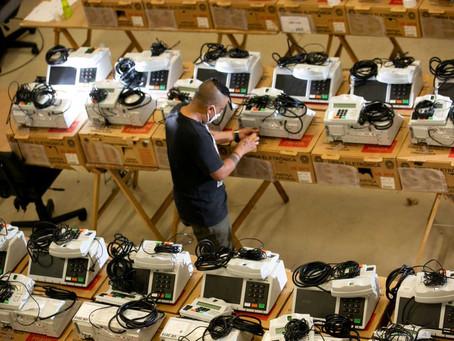 Fato ou boato: É falso que a urna eletrônica foi fraudada em 2014