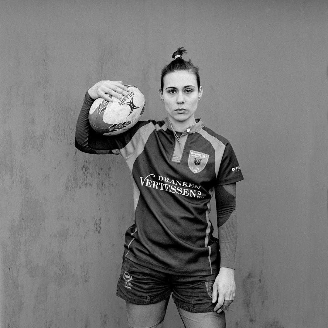 PaulinePoelmansDocumentaireVrouwenmetbal