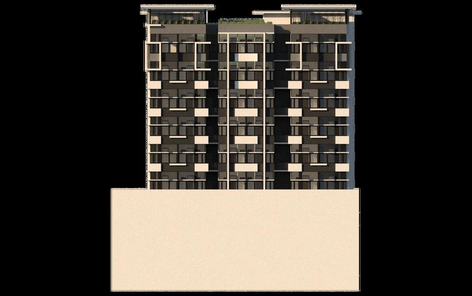 Side Elevation by Arch Joseph C. Chua