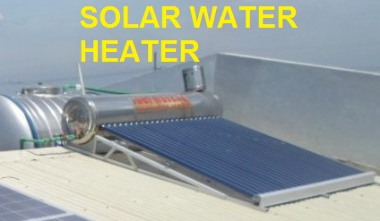 Aventi Townhomes solar water heaters