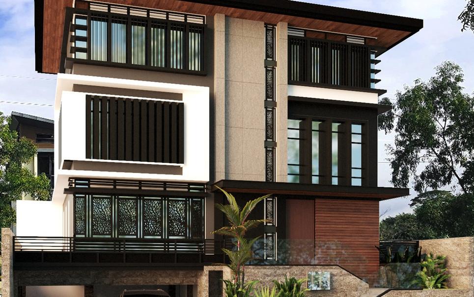 Mckinley West House- Arch Joseph C. Chua