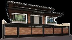 Proposed duplex unit in Belair Makati