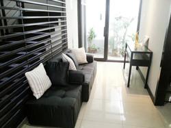 Aventi Townhomes GF Living Area