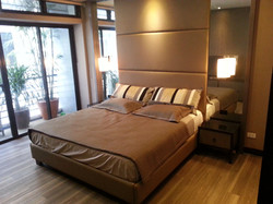 Aventi Townhomes Masters Bedroom