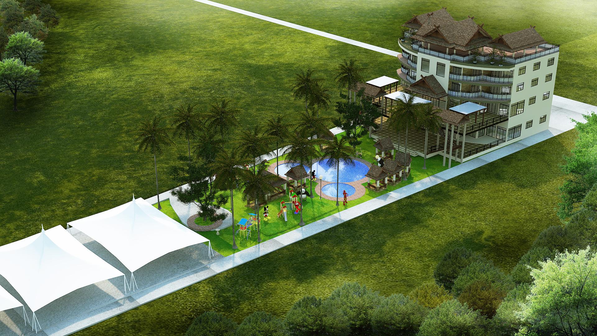 Hotel & Theme park - Pampanga