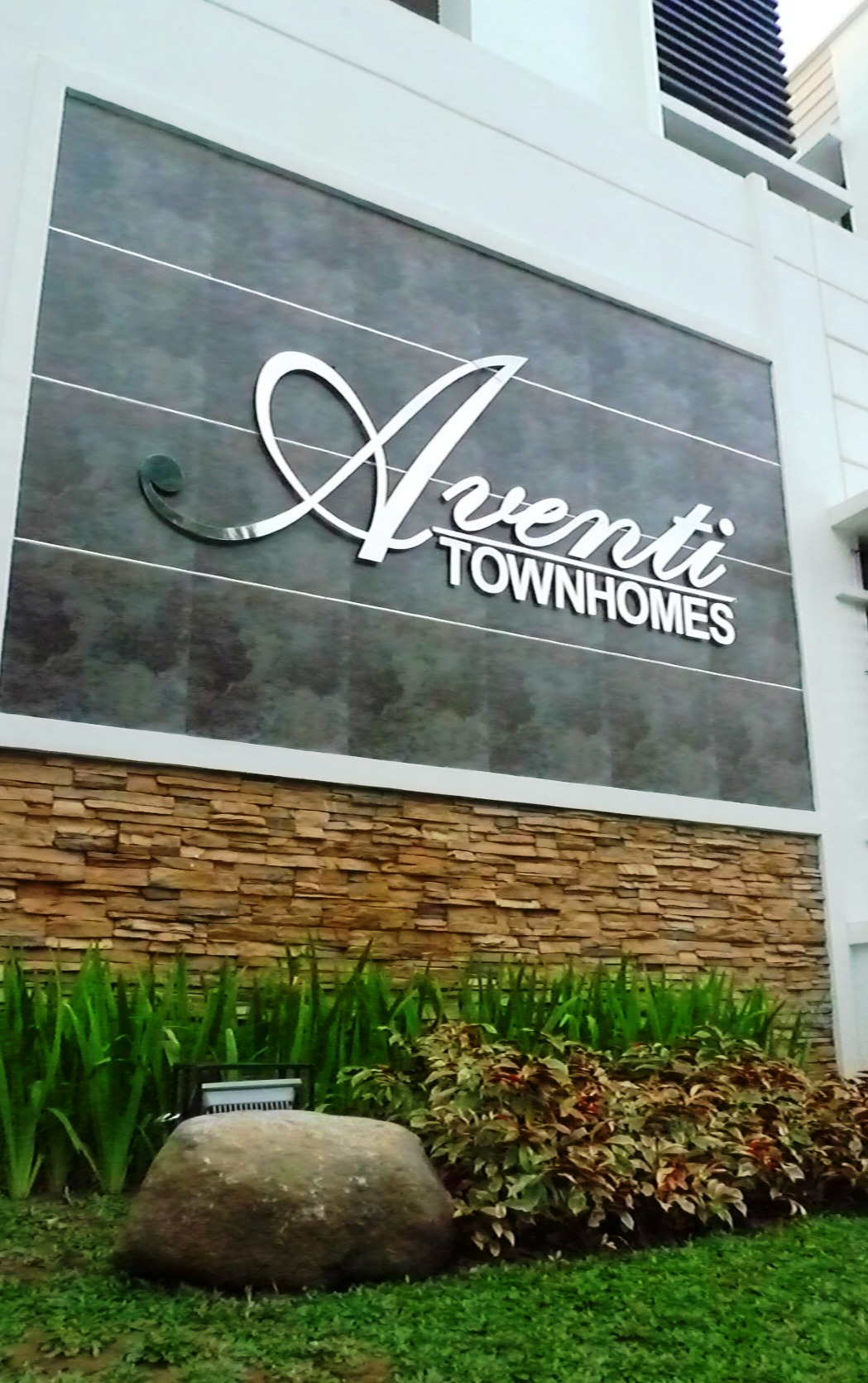 Aventi Townhomes