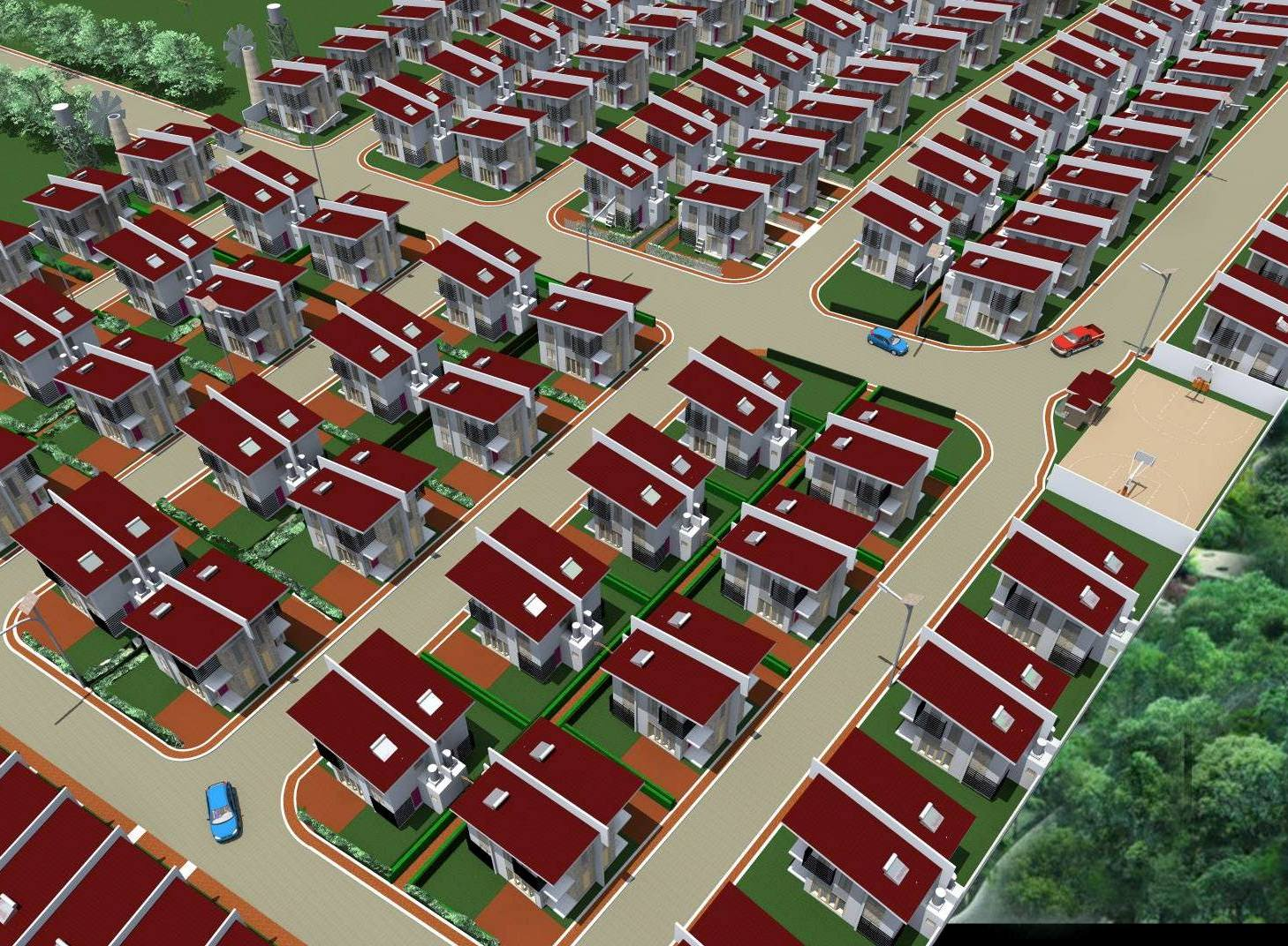 Villa Vicente Housing project