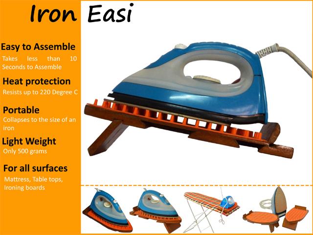 Iron Box Stand - Iron Easi