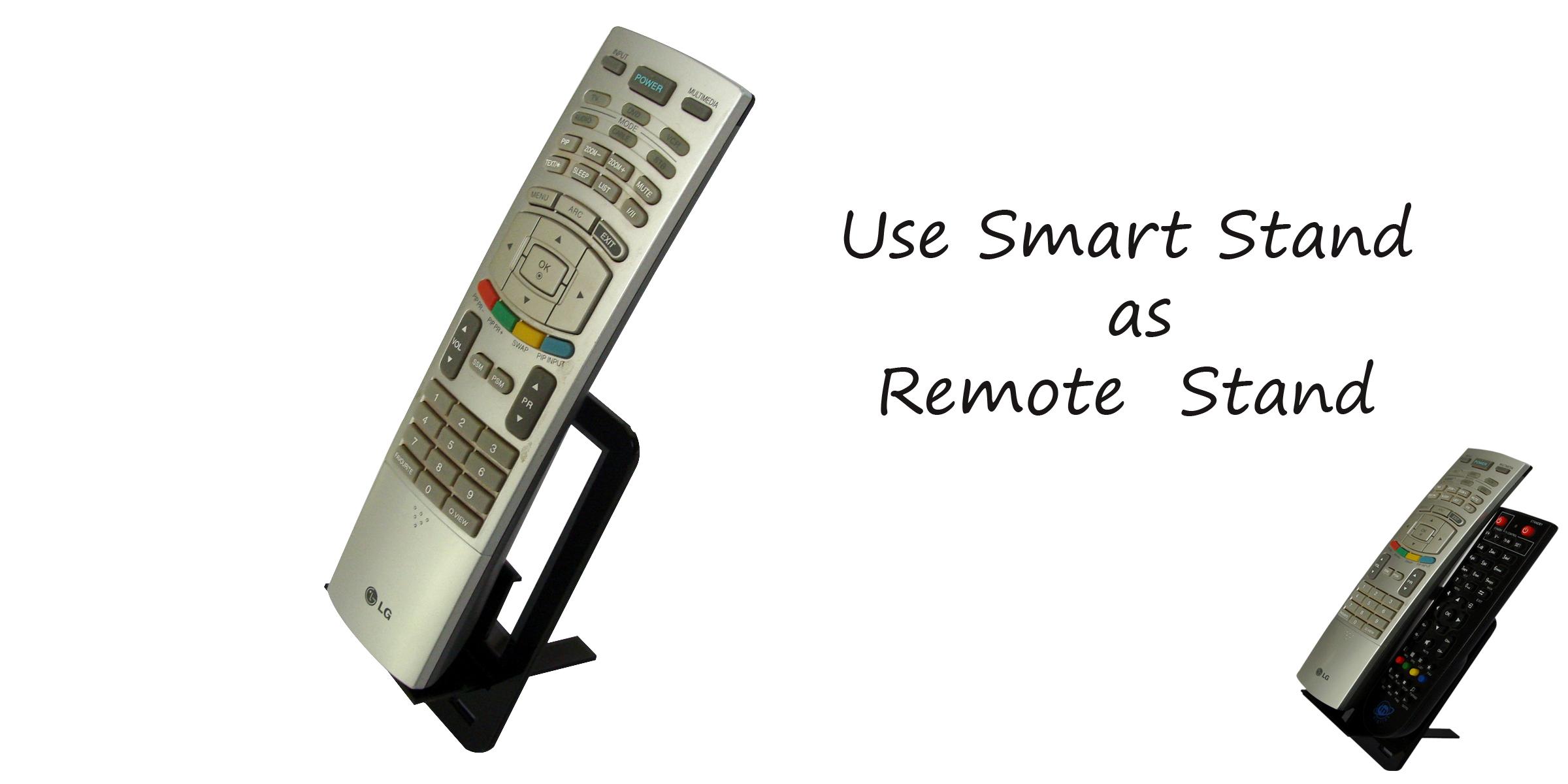 21- Remote Stand