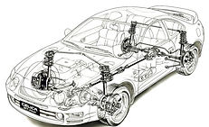 Toyota_Celica_GT-Four_1995_Technical_Dra