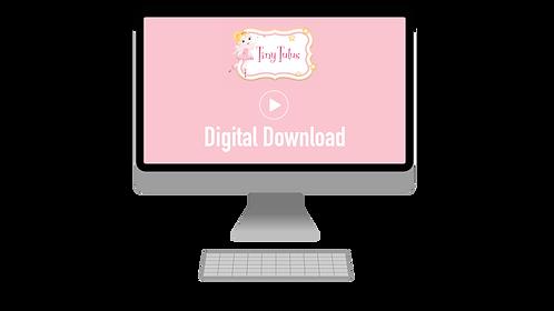 Tiny Tutus 2019 Digital Download
