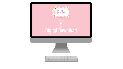 Tiny Tutus 2018 Recital Digital Download