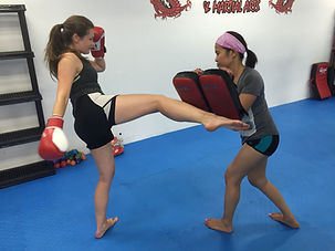 Kickboxing Thorhill