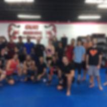 kickboxing toronto