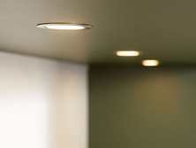 LED built-in spotlight