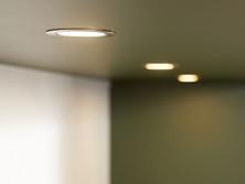LED built-in spotlight