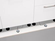 Plinth speaker system