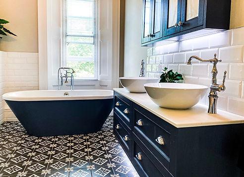 freestanding bathtub luxury bathroom