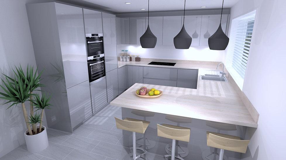 kitchen design template, luxury kitchen design, kitchen design scotland