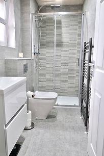 new bathroom installation in Stirling