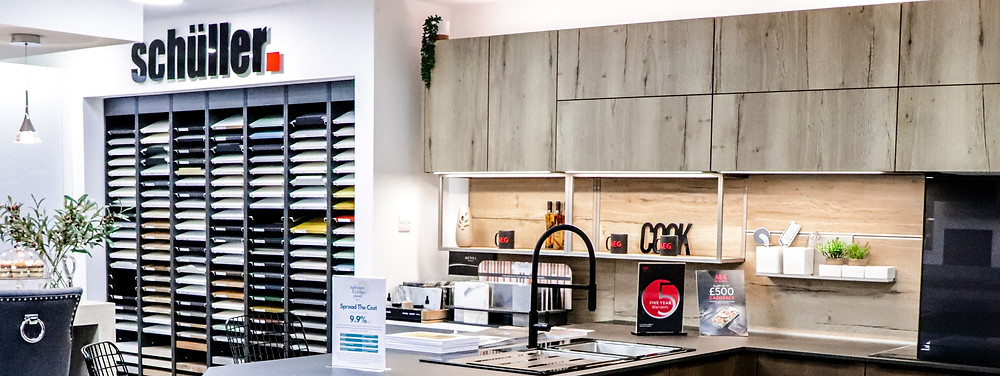 bathroom & kitchen planet Stirling showroom