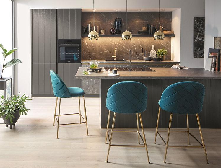 luxury german Schuller kitchen design and installation