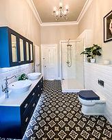 family bathroom design and installation