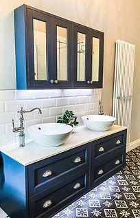 luxury modern family bathroom