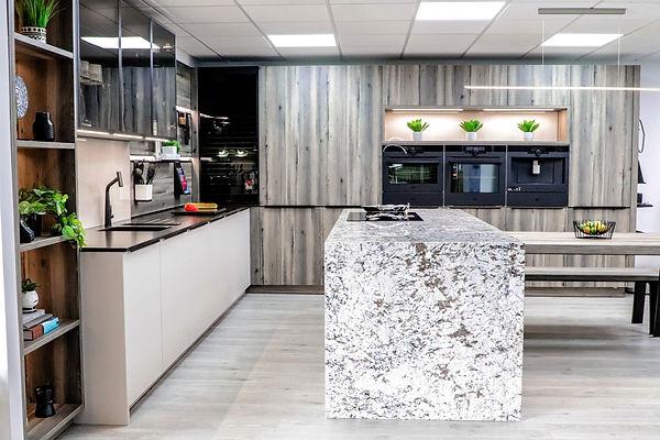 kitchen showroom stirling