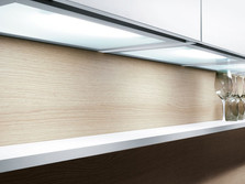 LED lighting shelf