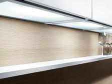 LED lighting shelf