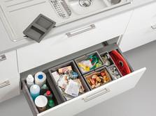 5-part waste sorting