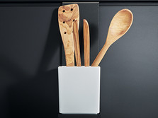 Cup for cooking utensils