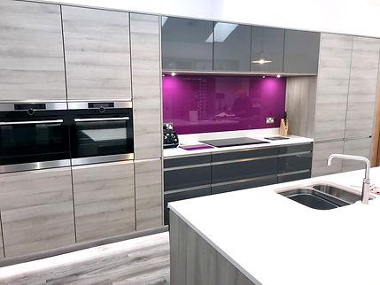 modern kitchen design installation