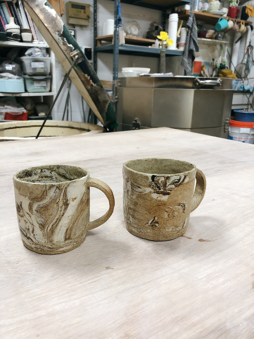 MARBLE EFFECT CUPS