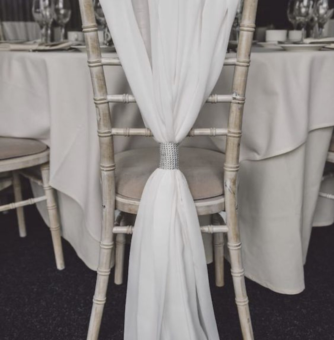 Chivari Chairs and Covers