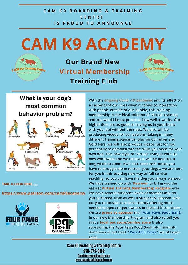 Cam K9 Academy Newsletter.jpg