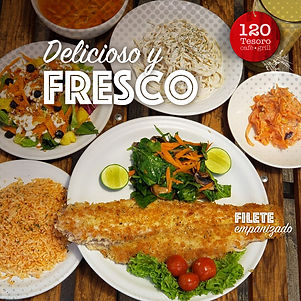 Restaurante Tesoro 120