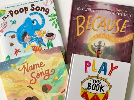 First Week of School: Music Book Recommendations