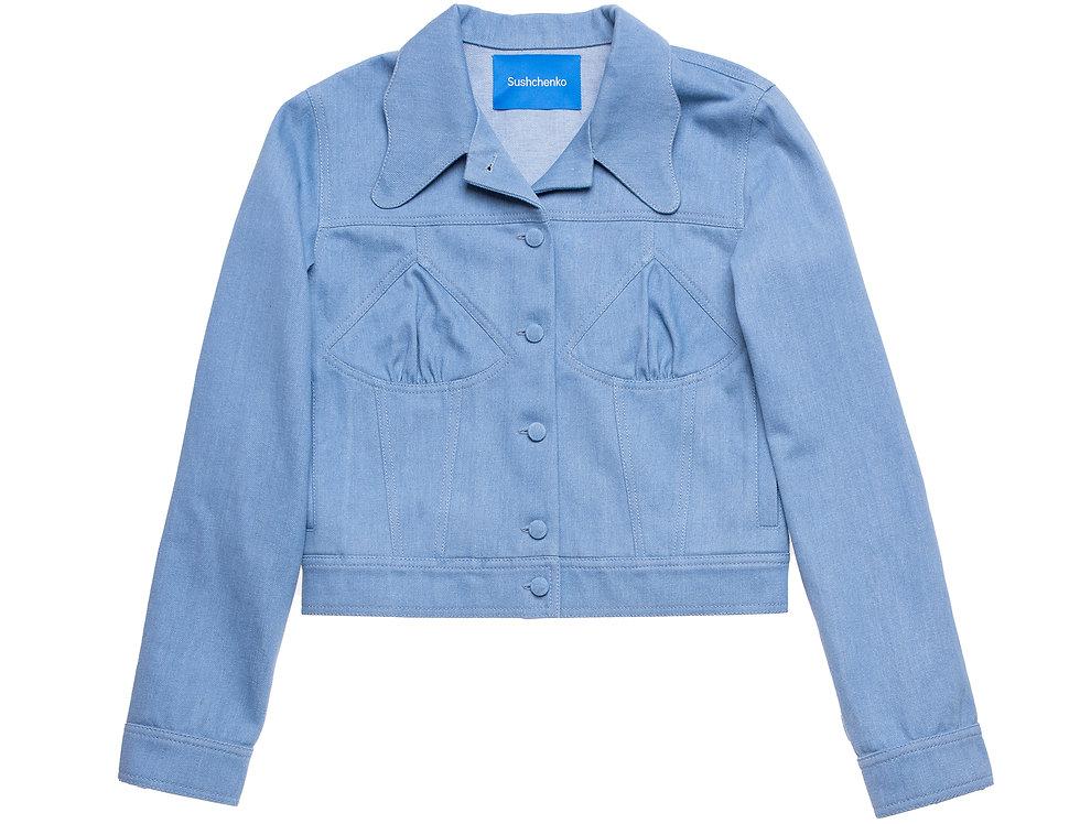 So Denim Jacket (pre-order)