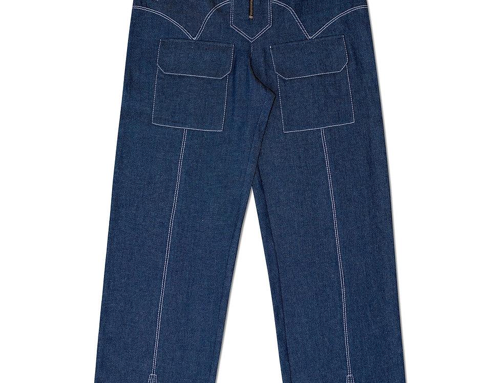 Pockets Pants (made-to-order)