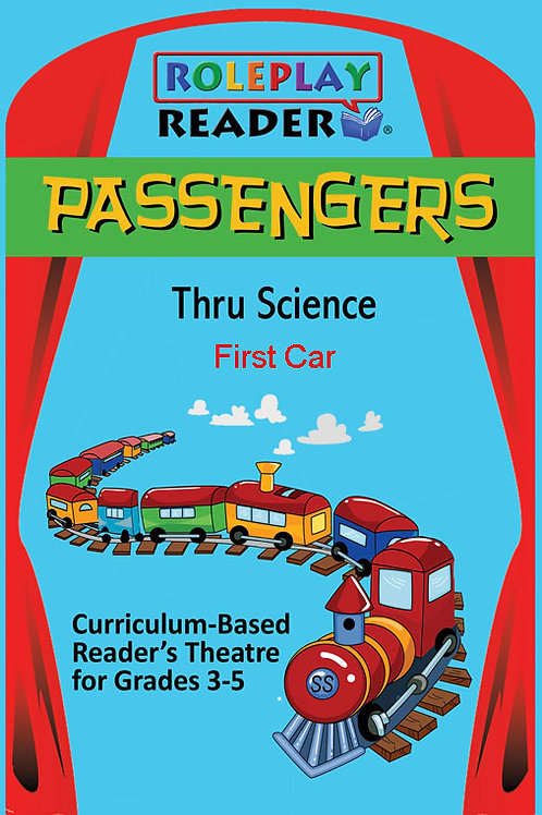 Passengers Thru Science (3-5) (36 Books)