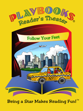 Follow Your Feet (Transportation) (Grades 1-4)