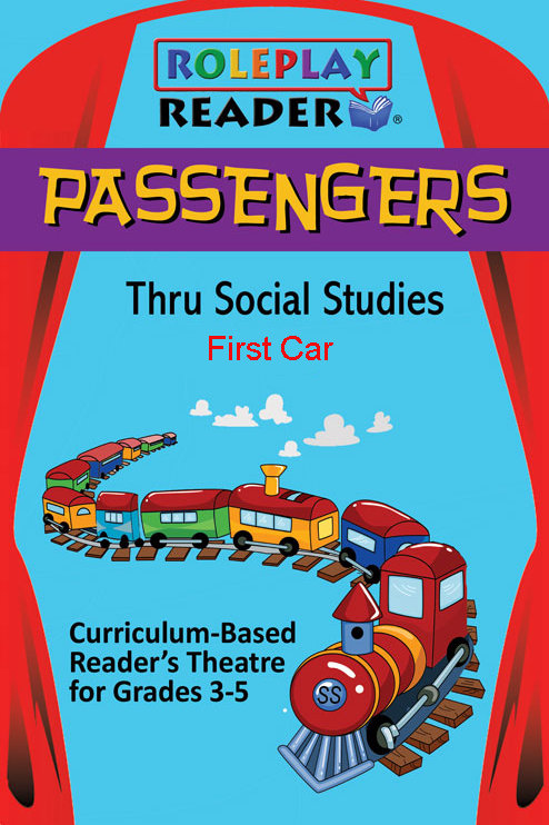 Passengers Thru Social Studies (3-5) (18 Books) -$99