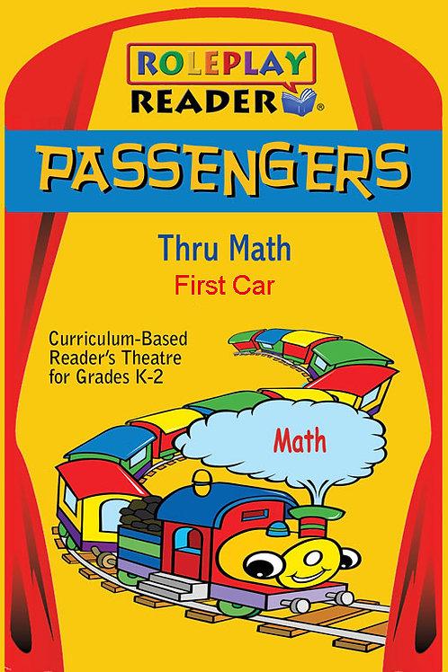 Passengers Thru Math (K-2) (36 Books) - $159