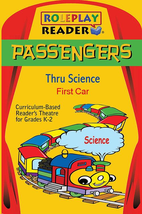 Passengers Thru Science (K-2) (36 Books)