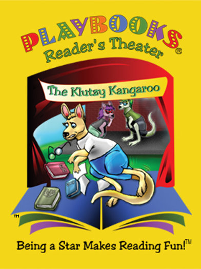 The Klutzy Kangaroo (Grades 1-3)