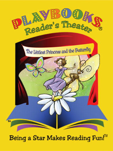 The Littlest Princess and the Butterfly (Grades 2-4) - $54