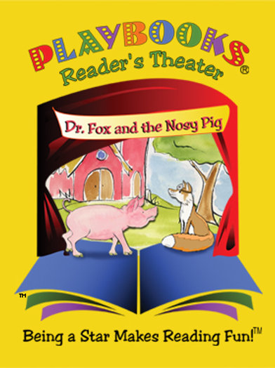 Dr. Fox and the Nosy Pig (Grades 1-3) - $56
