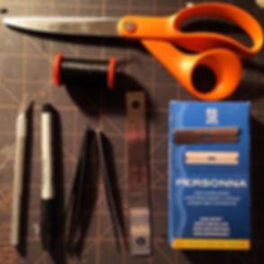 Just a few of the tools I'm using to bui